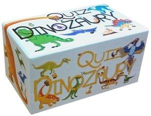 Quiz. Dinozaury - zdjęcie zabawki, gry