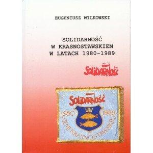 Solidarność w Krasnostawskiem w - okładka książki