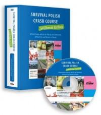 Survival Polish. Crash Course. Interaktywna wersja na tablicę multimedialną - pudełko programu