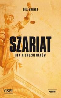 Szariat dla niemuzułmanów - okładka książki