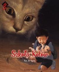 Szkoła kotów 3 - okładka książki