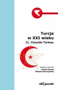 Turcja w XXI wieku - okładka książki