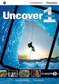 Uncover 1. Students Book - okładka podręcznika