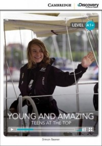 Young and Amazing: Teens at the - okładka książki