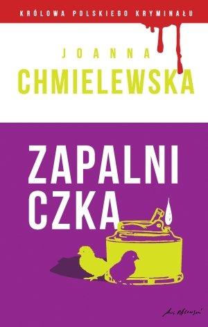 Zapalniczka. Kolekcja Królowa polskiego - okładka książki