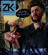Zeszyty komiksowe nr 21. Komiks od kuchni - okładka książki