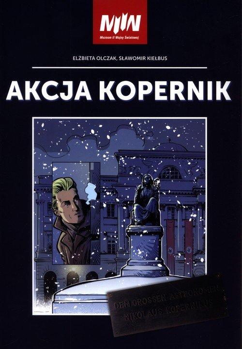 Akcja Kopernik - okładka książki