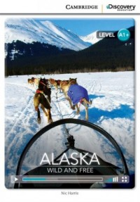 Alaska: Wild and Free High Beginning - okładka podręcznika