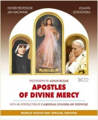 Apostles of Divine Mercy (wersja ang.) - okładka książki