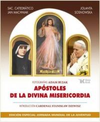 Apóstoles de la Divina Misericordia (wersja hiszp.) - okładka książki