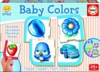 Baby colors. Gra logiczna dla dzieci - zdjęcie zabawki, gry