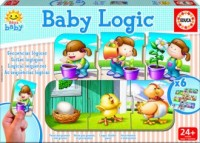 Baby logic. Gra logiczna dla dzieci - zdjęcie zabawki, gry