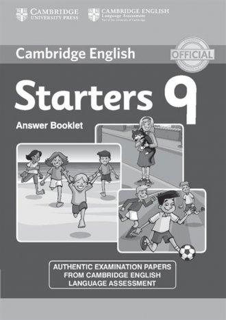 Cambridge English. Young Learners - okładka podręcznika