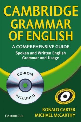 Cambridge Grammar of English (+ - okładka podręcznika