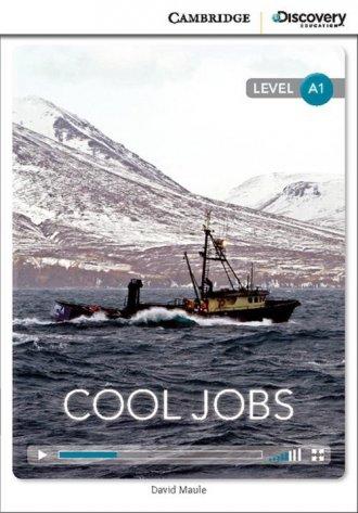 Cool Jobs Beginning Book with Online - okładka podręcznika