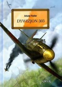 Dywizjon 303 - okładka książki