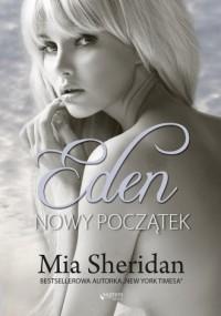 Eden. Nowy początek - okładka książki