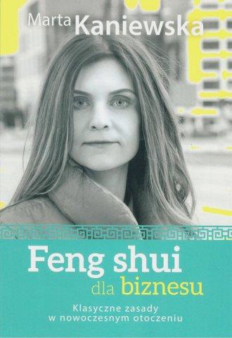 Feng shui dla biznesu - okładka książki