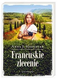 Francuskie zlecenie - okładka książki