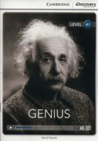 Genius. Level A1 - okładka podręcznika