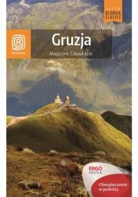 Gruzja. Magiczne Zakaukazie - Krzysztof - okładka książki