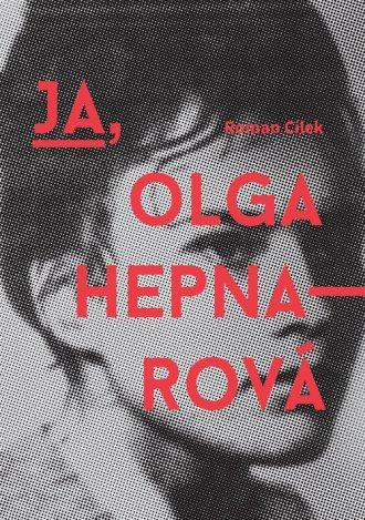 Ja, Olga Hepnarova - okładka książki