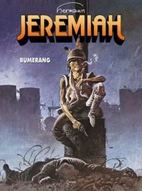 Jeremiah 10. Bumerang - okładka książki