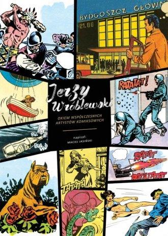 Jerzy Wróblewski okiem współczesnych - okładka książki