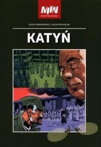 Katyń - okładka książki