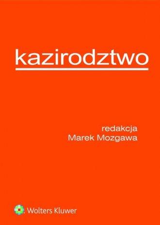 Kazirodztwo - okładka książki