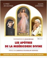Les Apotres de la Misericorde Divine (wersja fr.) - okładka książki