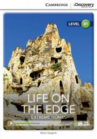Life on The Edge Extreme Homes - okładka podręcznika
