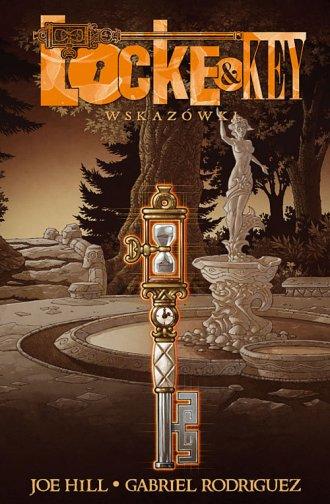 Locke & Key 5. Wskazówki - okładka książki