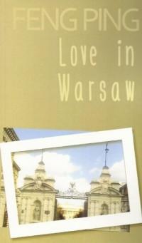 Love in Warsaw - okładka książki