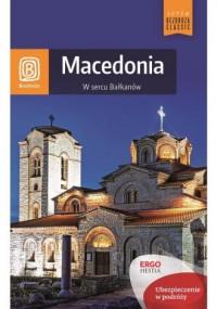 Macedonia. W sercu Bałkanów - Robert - okładka książki