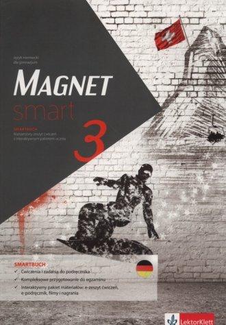 Magnet Smart 3. Smartbook. Rozszerzony - okładka podręcznika
