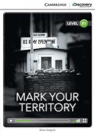 Mark Your Territory Intermediate - okładka podręcznika