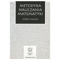 Metodyka nauczania matematyki - okładka książki