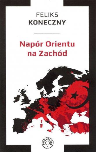 Napór Orientu na Zachód - okładka książki
