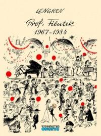 Profesor Filutek 1967-1984 cz. 2 - okładka książki