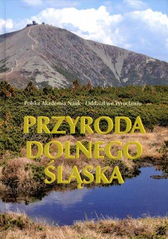 Przyroda Dolnego Śląska - okładka książki