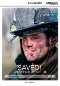 Saved! Heroes in Everyday Life - okładka podręcznika