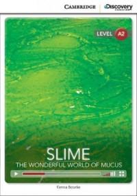 Slime: The Wonderful World of Mucus - okładka podręcznika