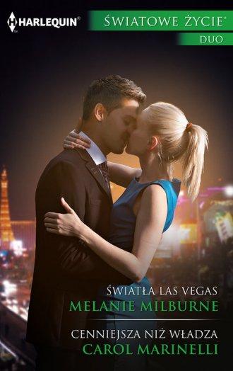 Światła Las Vegas / Cenniejsza - okładka książki