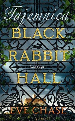 Tajemnica Black Rabbit Hall - okładka książki