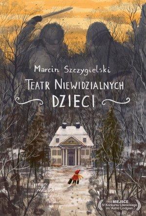 Teatr niewidzialnych dzieci - okładka książki