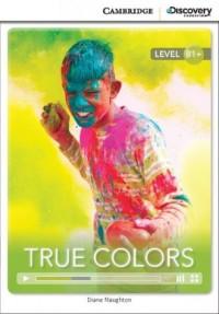 True Colors Intermediate Book with - okładka podręcznika