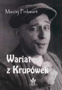 Wariat z Krupówek - okładka książki