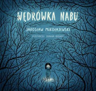 Wędrówka Nabu - okładka książki