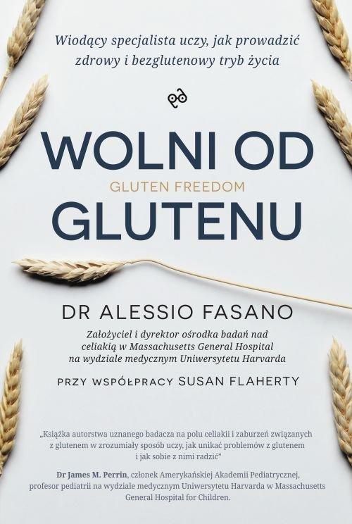 Wolni od glutenu - okładka książki